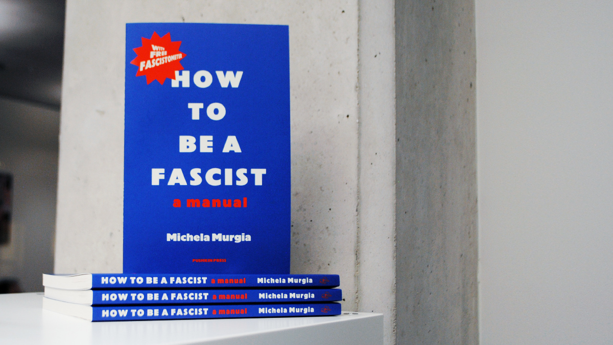 Are you fascist enough? Find out now! | Pushkin Press