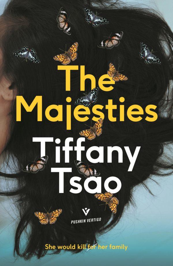 The Majesties by Tiffany Tsao
