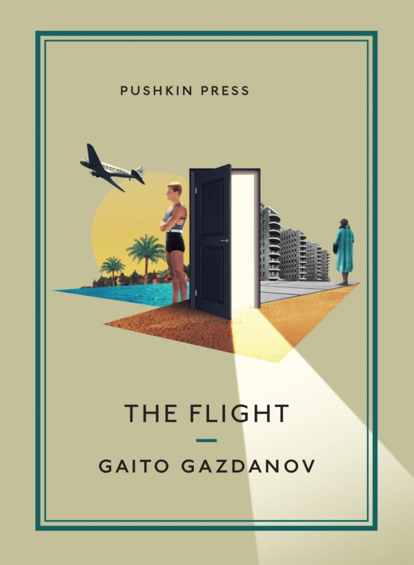 The Flight by Gaito Gazdanov