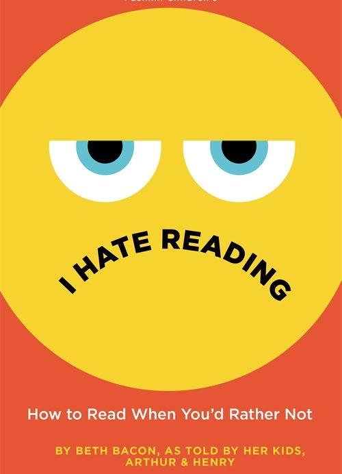 I Hate Reading Activity Pack   Pushkin Press