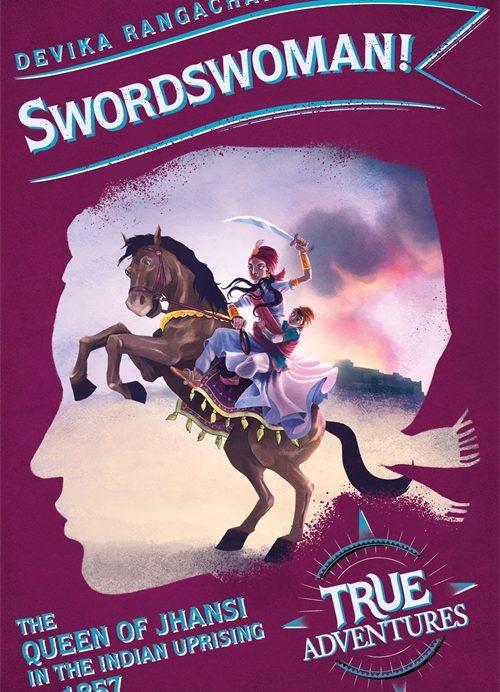 Swordswoman!: True Adventures | Pushkin Press