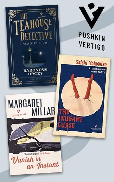 Pushkin Vertigo Best of Crime by