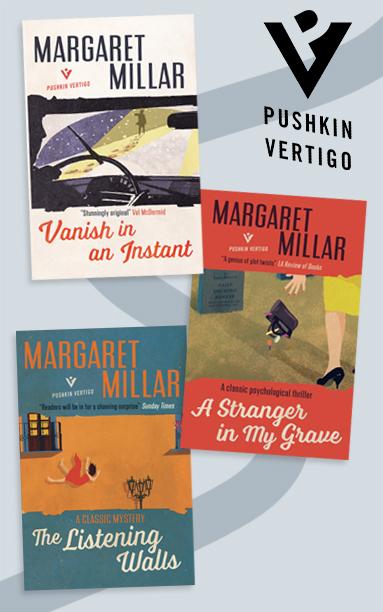Margaret Millar bundle by