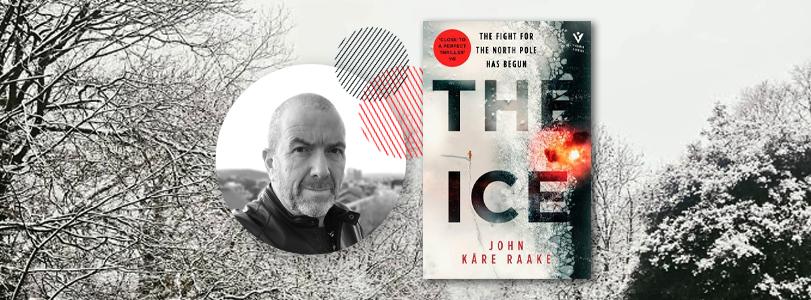 A Q&A with John Kåre Raake, author of The Ice | Pushkin Press