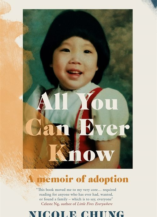 All You Can Ever Know by Nicole Chung – Reading Group Questions | Pushkin Press