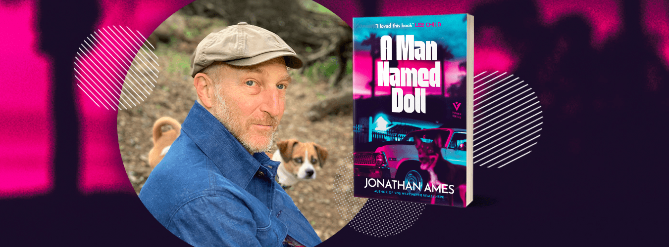 A Q&A with Jonathan Ames | Pushkin Press