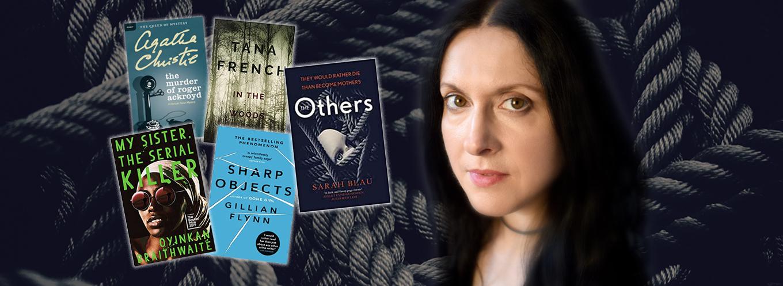 Sarah Blau's Top 5 Thrillers | Pushkin Press