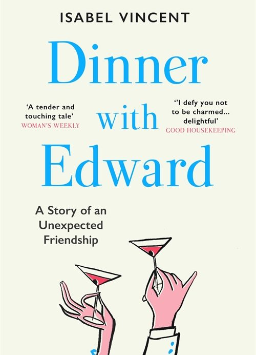 Dinner with Edward by Isabel Vincent Reading Guide | Pushkin Press