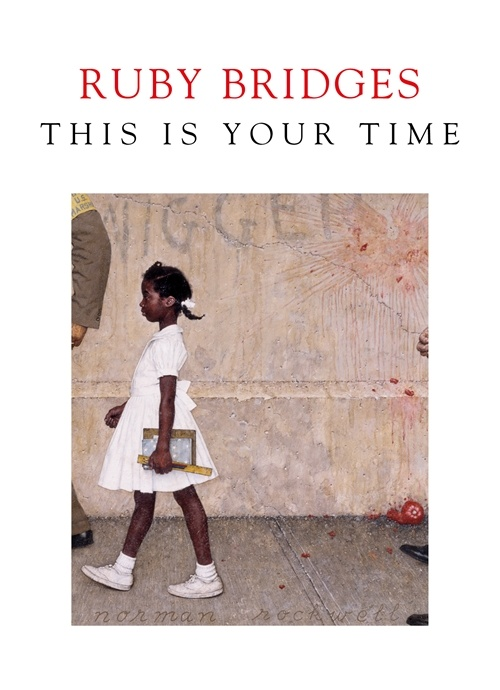 This is Your Time by Ruby Bridges Reading Guide | Pushkin Press