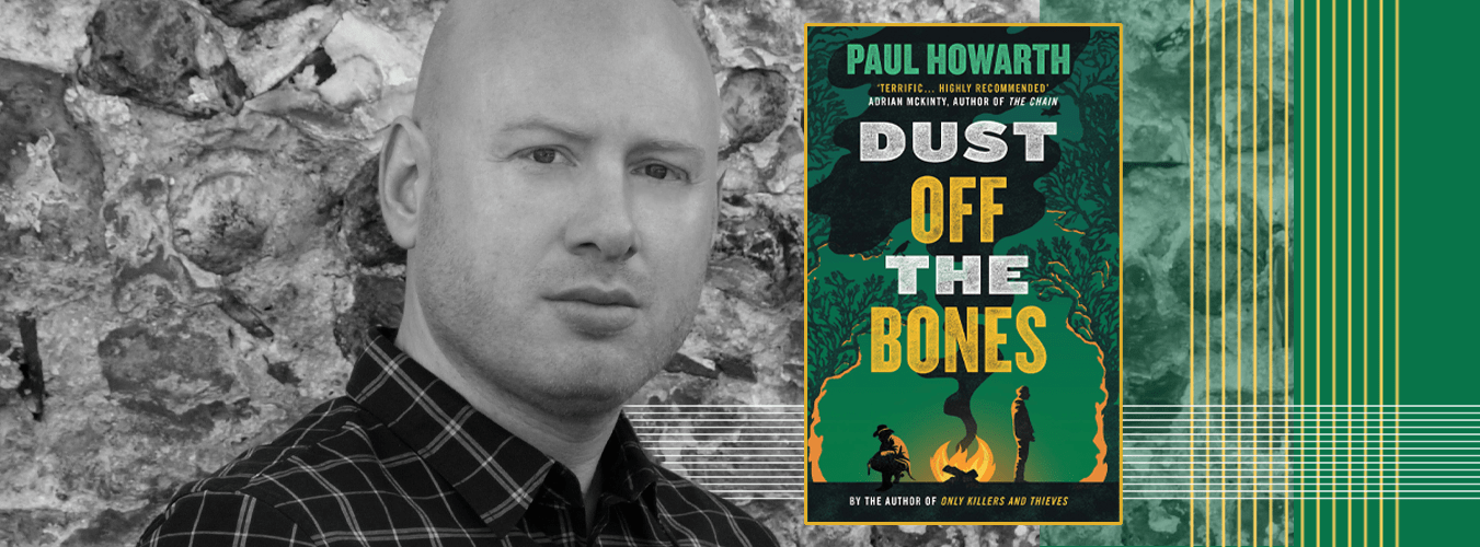 'I'm omnivorous when it comes to reading': A Q&A with Paul Howarth | Pushkin Press