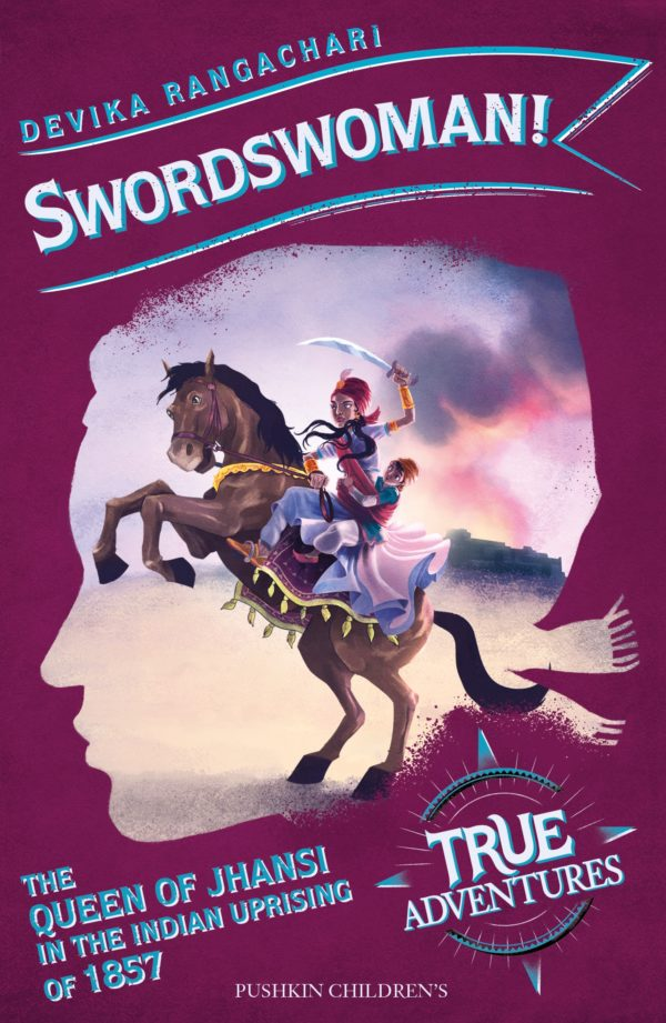 Swordswoman! by Devika Rangachari