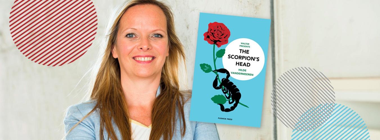 """I like writing about secrets"": A Q&A with Hilde Vandermeeren   Pushkin Press"